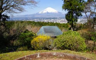 YMCAからの富士山眺望